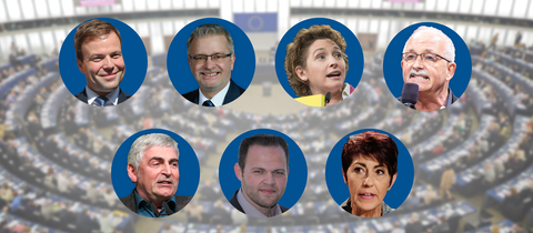 Neue hessische Abgeordnete im EU-Parlament