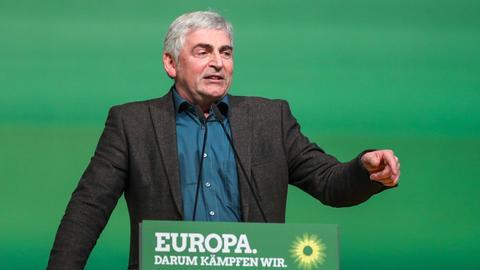 Hessische Abgeordnete im EU-Parlament: Martin Häusling (Grüne)