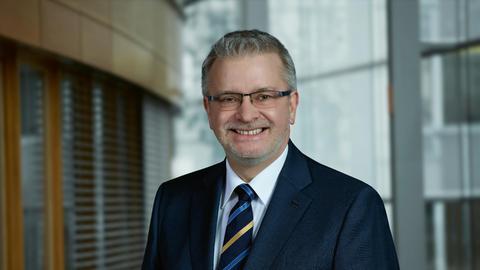 Hessische Abgeordnete im EU-Parlament: Michael Gahler (CDU)