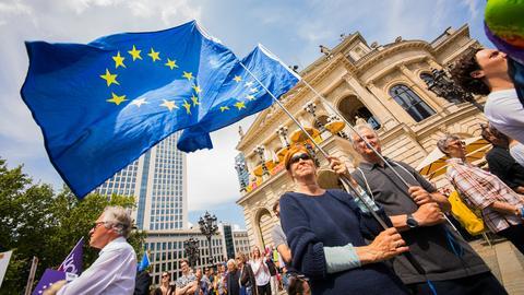 Pro-Europa-Demo