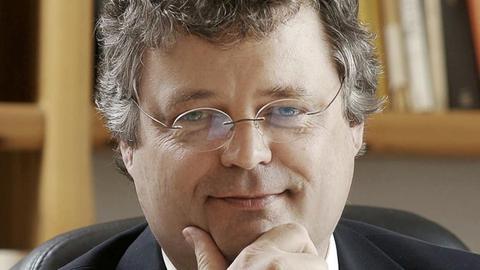 Bernd Hoppe, OB-Kandidat der Freien Wähler in Kassel