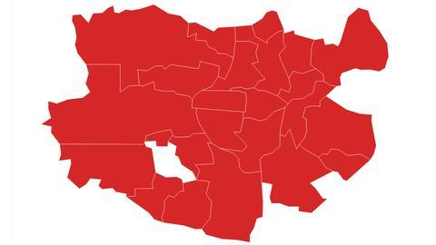 Karte OB-Wahl Offenbach Dummy