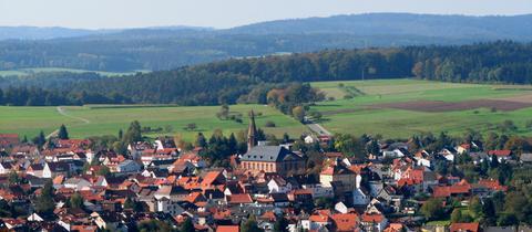 Beerfelden Odenwald