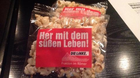 Popcorn Linke
