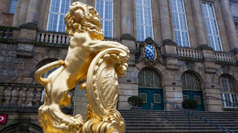 Kassel Rathaus