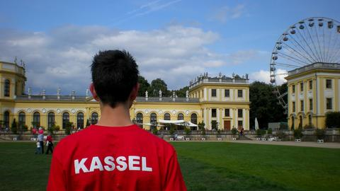 Orangerie in der Kasseler Karlsaue