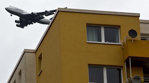 Fluglärm Neu-Isenburg
