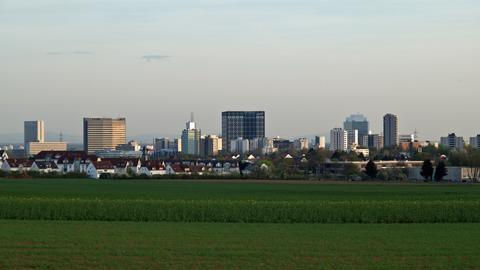 Eschborn Skyline