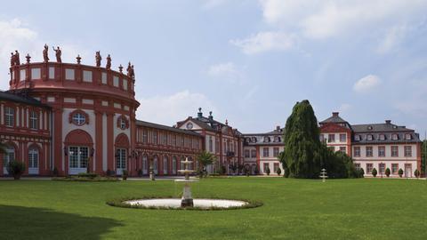 Wiesbaden Schloss Biebrich
