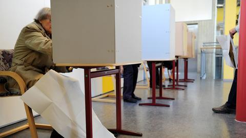 Kommunalwahlen Hessen