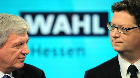 Bouffier und Schäfer-Gümbel