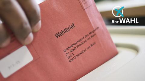 Briefwahl Sujet Landtagswahl 2018