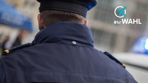 Polizei Sujet Landtagswahl