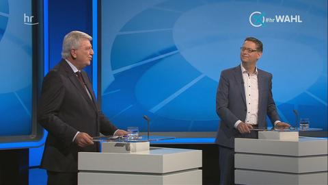 tv duell bayernwahl