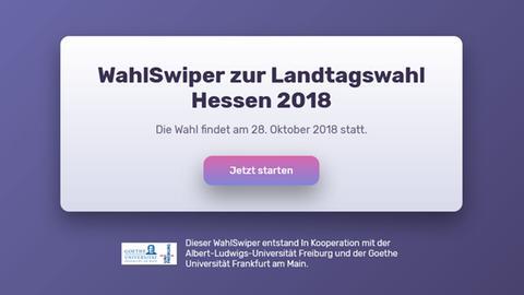 Wahl-Swiper