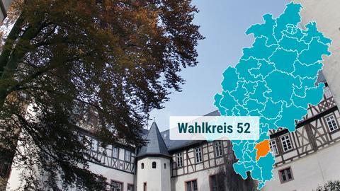Das Schloss in Babenhausen.