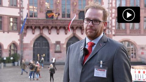 OB-Wahl Frankfurt Kandidaten