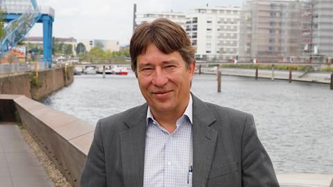 OB-Wahl Offenbach Kandidaten Peter Schneider