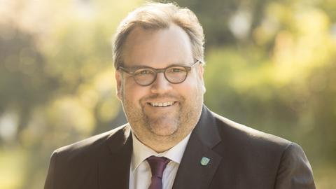 OB-Wahl Offenbach Kandidaten Peter Freier