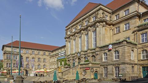 Rathaus Kassel