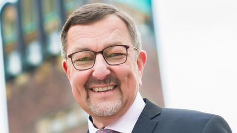OB-Wahl Darmstadt Kandidat Michael Siebel