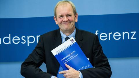 Rechnungshof-Präsident Walter Wallmann.