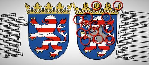 """Streit um Löwen-Wappen der Satirepartei """"Die Partei"""""""