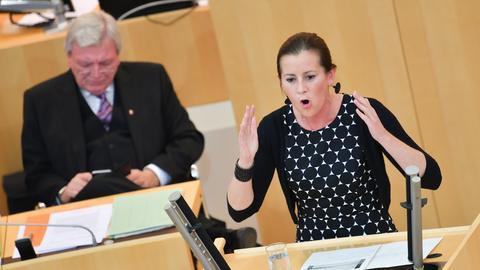 Janine Wissler Landtag