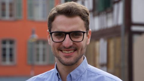 Yannick Schwander von der CDU