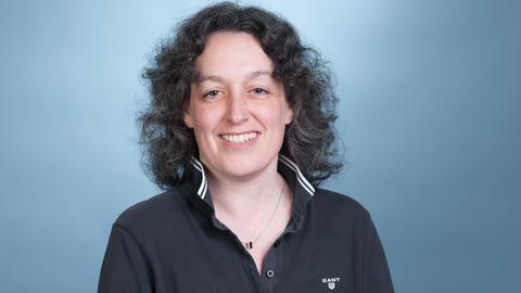 Porträt Antje Buchholz