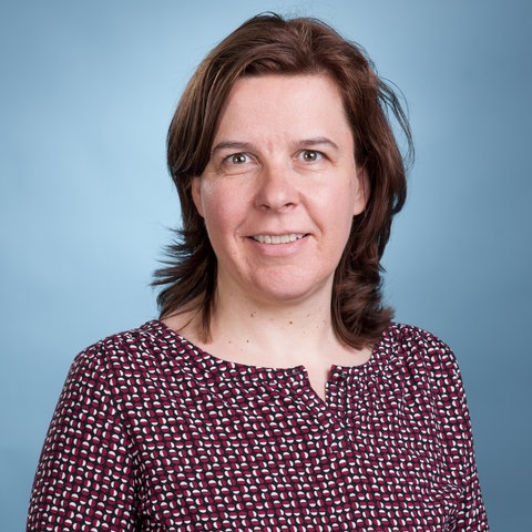 Porträt Sabine Fledersbacher-Köhn