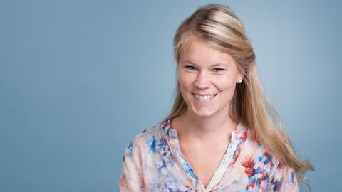 Porträt Saskia Schmidt