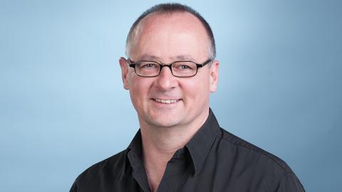 Porträt Uwe Gerritz