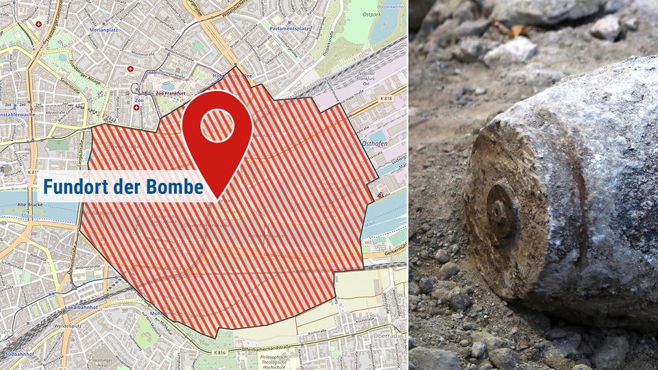 frankfurt fliegerbombe