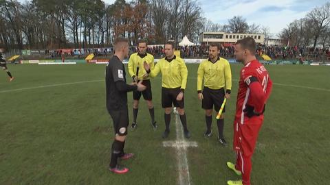 Hessenpokal-Viertelfinale