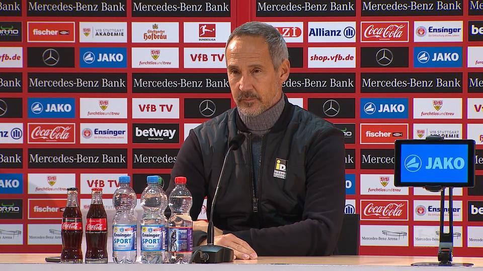Stuttgart Gegen Hertha 2021