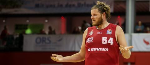 John Bryant von den Gießen 46ers