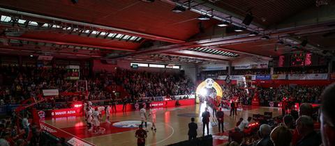 Gießen 46ers Halle