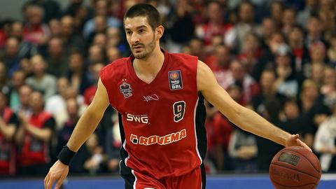 Braydon Hobbs, Gießen 46ers
