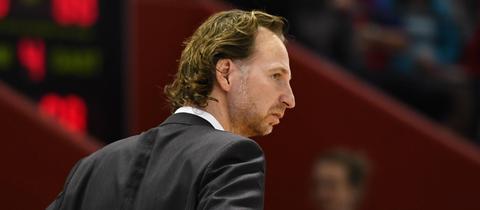 46ers-Head-Coach Ingo Freyer