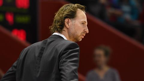 46ers-Head-Coach Ingo Freyer