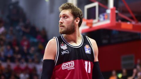 Matthew Tiby von den Gießen 46ers