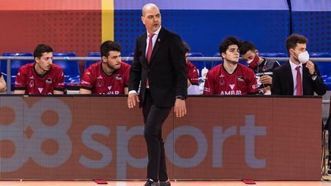 Diego Ocampo bei einem Ligaspiel in Spanien