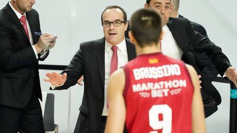 Diego Ocampo als Trainer in Zaragoza