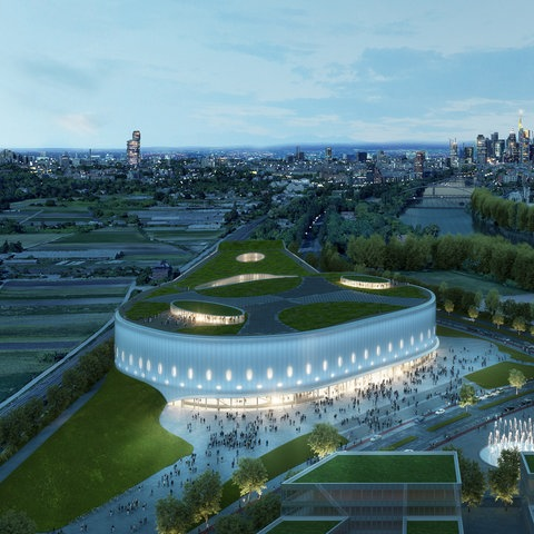 Skyliners Arena Kaiserlei