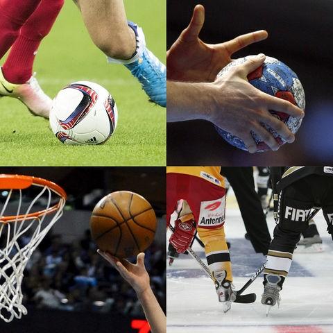 Sujet-Bilder von Sportarten