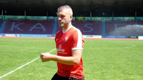 Christian Andrecht, Aufstiegstrainer U19 KSV Hessen Kassel