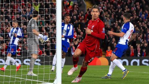Ob Roberto Firmino hier neben seinem Treffer beim 2:0 gegen Porto bejubelt, sondern auch das gelungene Rahmenprogramm?