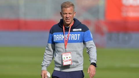 Lilien-Trainer Markus Anfang