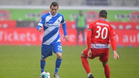 Christian Clemens vom SV Darmstadt 98